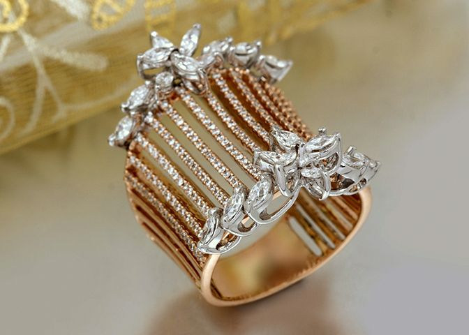 Diamond Finger Ring