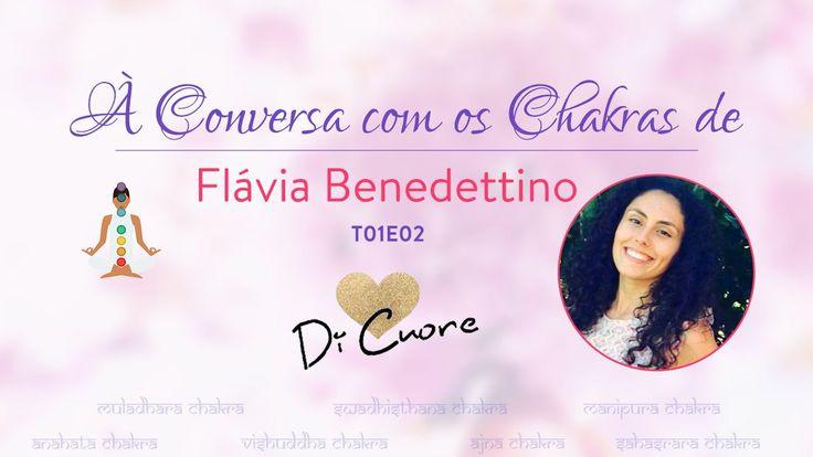 Mais uma convidada para a série aqui no Be Pure Inside. A Flávia Benedettino do blog Di Cuore. Bem vinda Flávia. Esta série está muito ligada aos 7 chakras do nosso corpo (chakra da raiz, chakra sa…