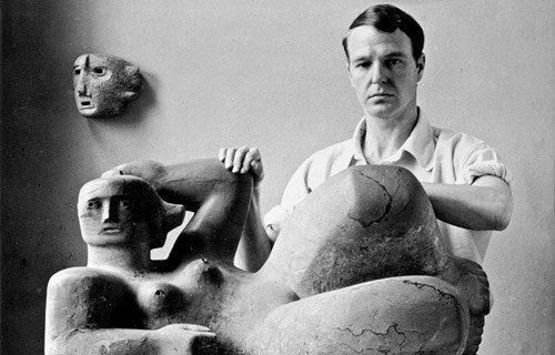 Выставка «Генри Мур: графика и скульптура» (28.01-28.02)