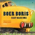 Boer Boris gaat naar oma - Boer Boris heeft een hele hoop fruit geplukt. Hij neemt het mee in de trein naar Oma, want die kan er lekkere sap, jam en taarten van maken.