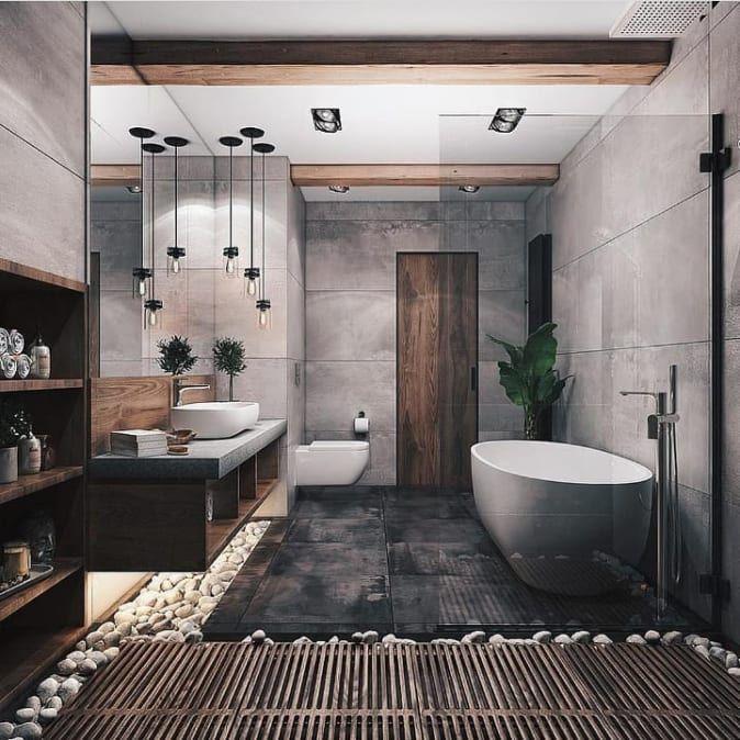 Minimal Interior Design Inspiration 220 Bathroom Design Luxury Bathroom Interior Design Contemporary Bathroom Designs