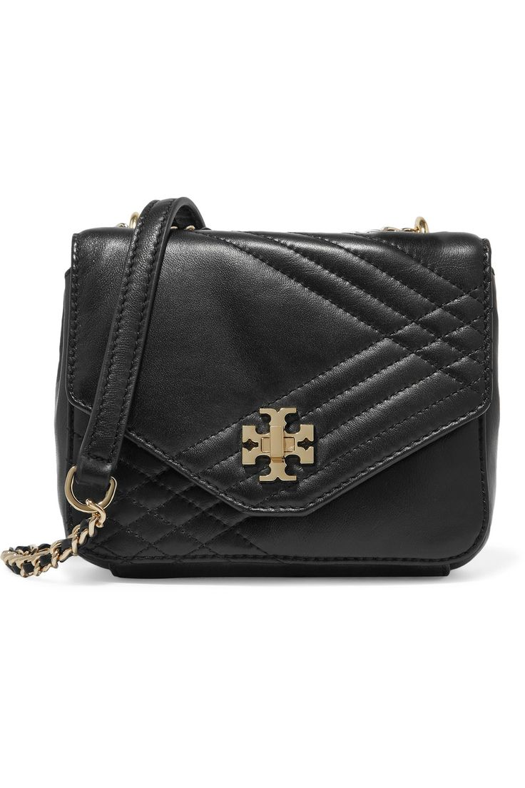 Shop on-sale Tory Burch Kira mini quilted leather shoulder bag. Browse other discount designer Shoulder Bags & more on The Most Fashionable Fashion Outlet, THE OUTNET.COM