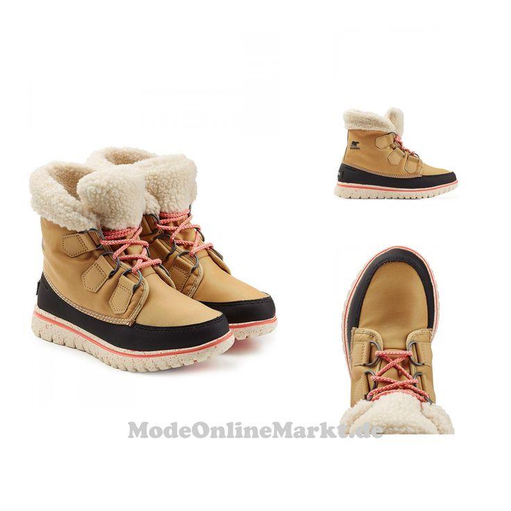   #Sorel #Ankle #> #Boots mit #Fell #> #Optik #> #Multicolor #für #Damen