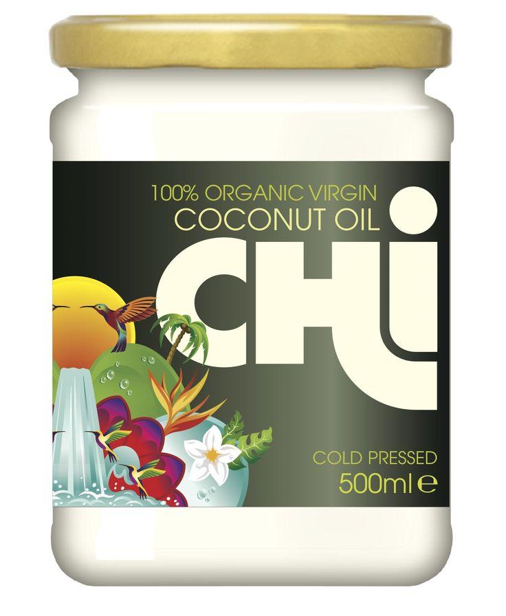 chi coconut oil - Google Search