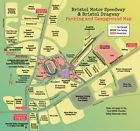 #Ticket Battle at Bristol Parking Pass Earhart Campground East look how close! #deals_us