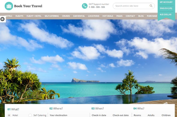 Book Your Travel HTML5 Template  Features:      Responsive online travel booking HTML5 template.     Easy interface for booking hotels and flights for users.      About Latest Posts  Follow Us admin Thanks for dropping by! This post was published by Thats Journal. Follow us on our social channels for current trends on Digital Marketing, Social Media Marketing and WordPress plugins.  Thats Journal is proudly powered by Genesis Framework. Genesis is state of the art WordPress Fram...