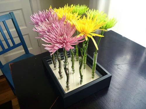 1000 images about test tube ideas on pinterest for Test tube flower vase rack