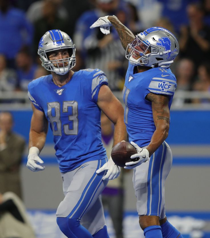 Detroit Lions aren't dead Here's why the playoffs are