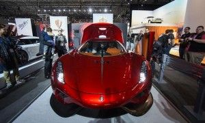 AUTO BLOG: New Breed of Supercars Push Technology, Innovation