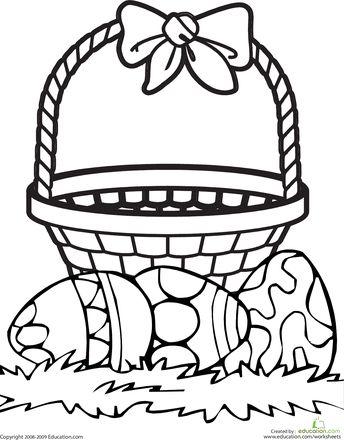 All Worksheets easter worksheets for preschool : 17 Best images about Easter on Pinterest | Easter worksheets ...