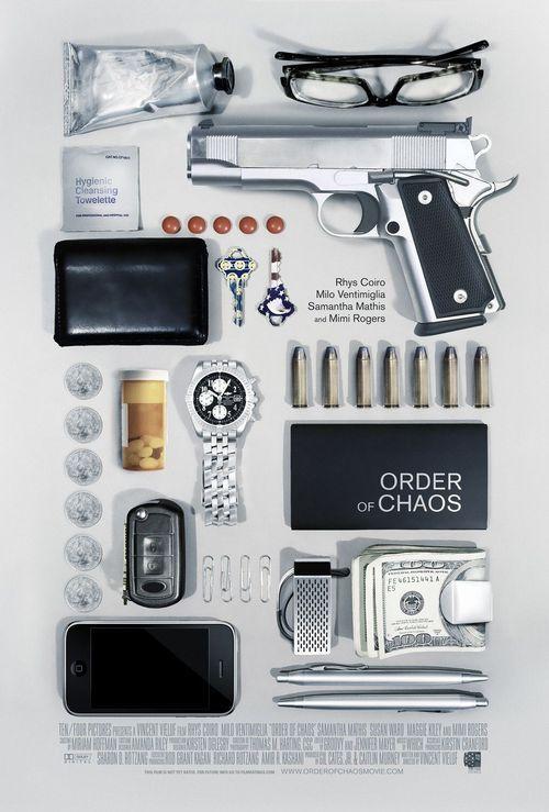 stockholm design | order of chaos poster