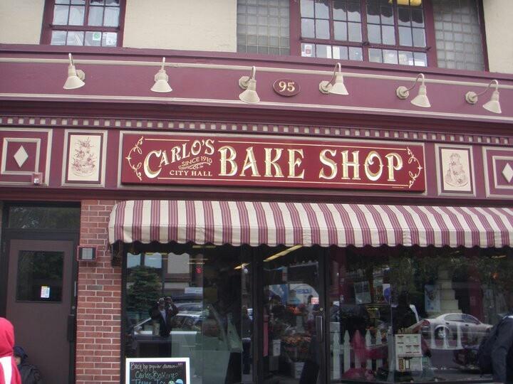 Carlos Bakery Hoboken New Jersey