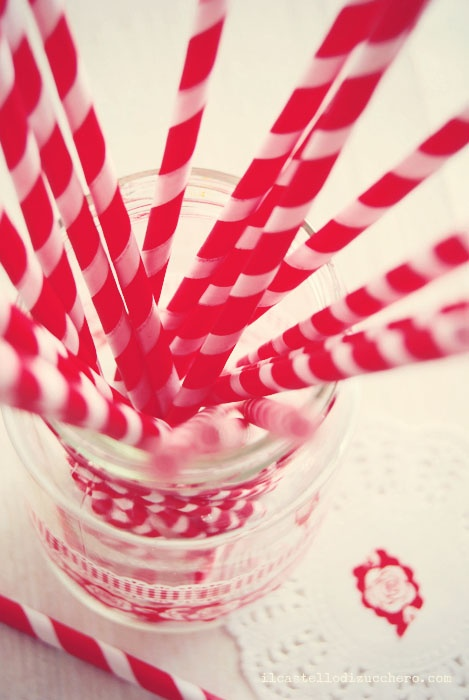 Red and White Stripes #stripes #red
