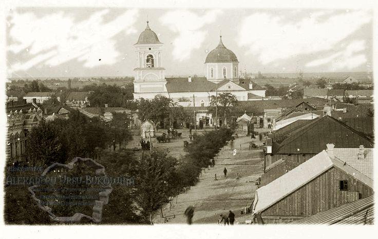 Oraşul Tighina. Catedrala 'Schimbarea la Faţă'.