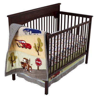 Disney Cars Radiator Springs Crib Bedding