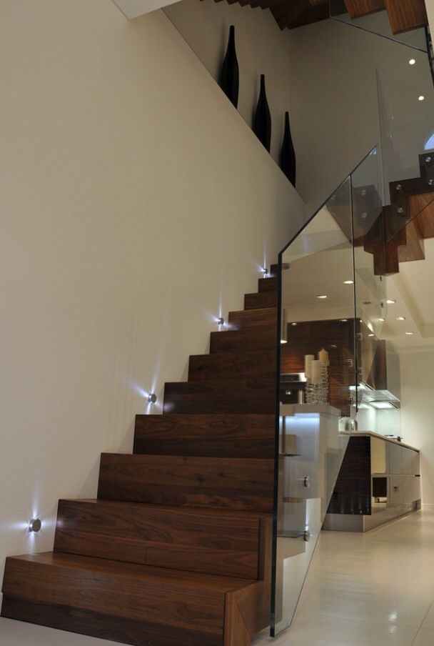 Best Full Glass Drop Luxury Staircase Modern Staircase 400 x 300