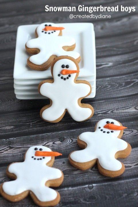 Cei mai dulci oameni de zapada, biscuitii cu glazura