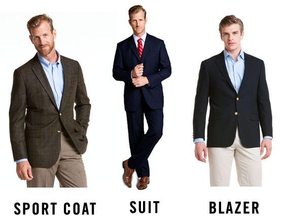 Wearing Suit Jacket As Sport Coat