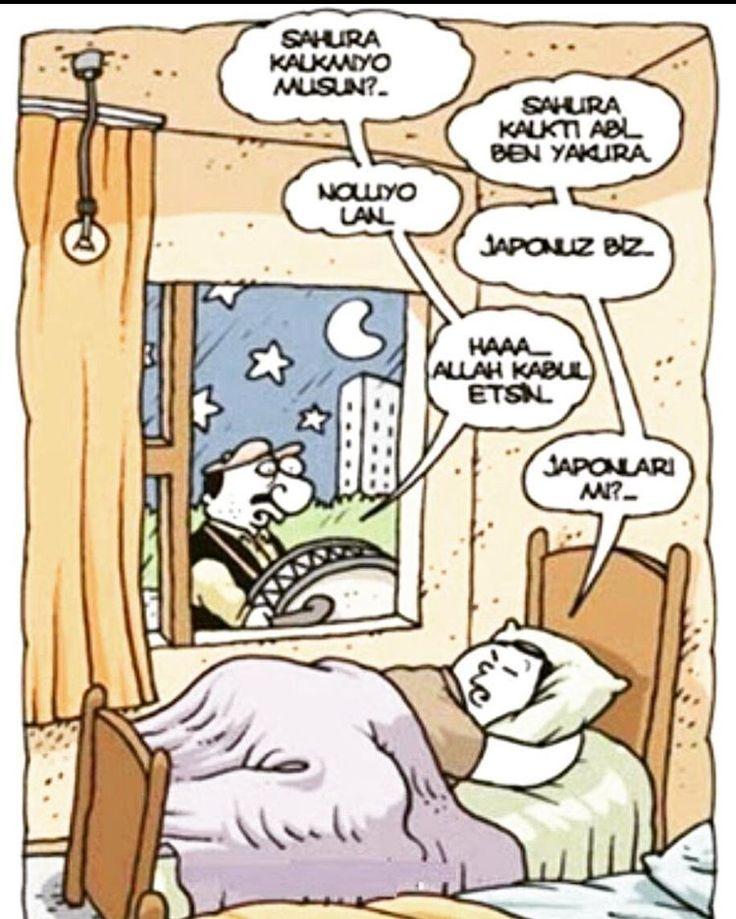 Hayırlı sahurlar olsun...���� #yiğitözgür #uykusuz #uykusuzdergi #karikatür #mizah #gülümseme #tebessüm #eğlence #kahkaha #dergi #sahur #hoşgeldinramazan #japon http://turkrazzi.com/ipost/1523474632753504203/?code=BUkeBtVl1_L