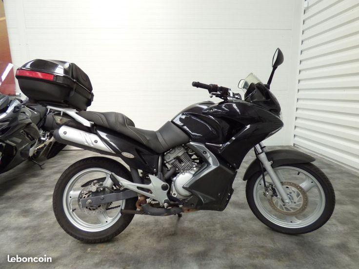 Honda 125 varadero travel edition