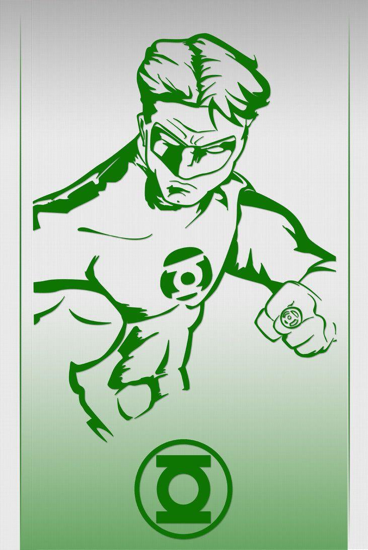 Green Lantern by crost92