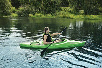 Amazon.com : Sun Dolphin Aruba Sit-in Kayak (Pink, 10-Feet) : Sports & Outdoors