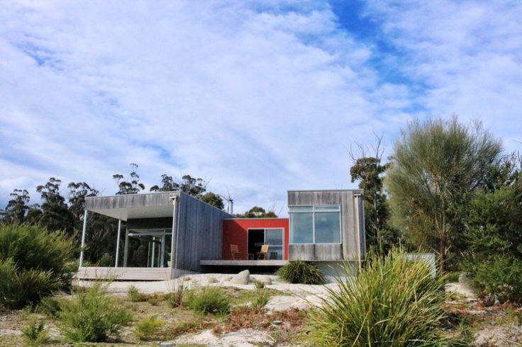 Aplite House, Tasmania, Australia #travelmatters