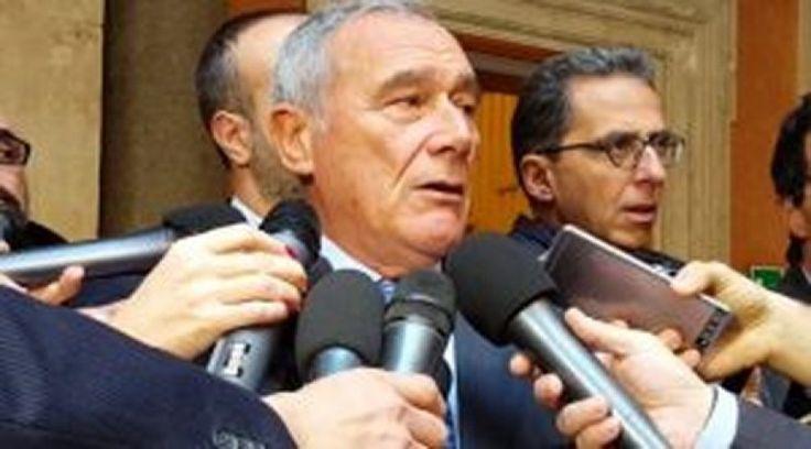 Ong, Grasso: «Si parla a indagini concluse». E a Di Maio: «Hai grosse lacune, studia»