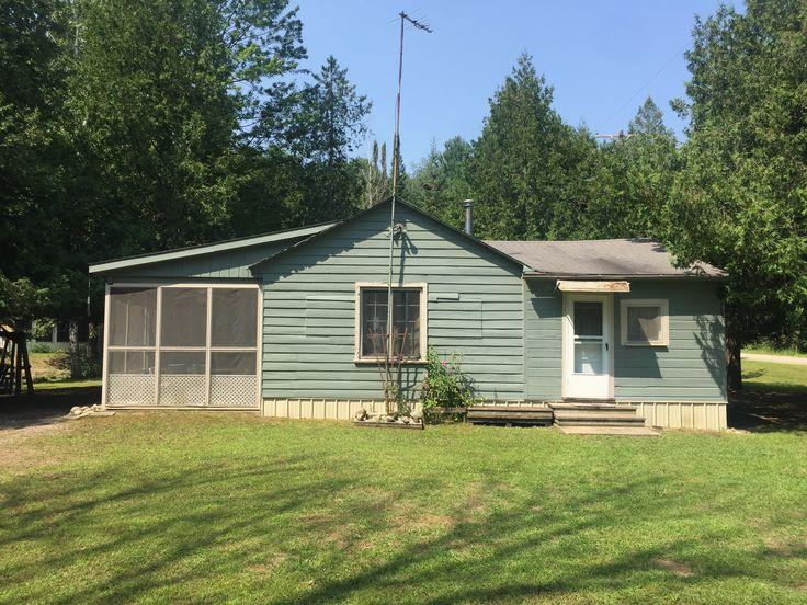 1940's cabin remodel! Hunting shack, Remodel, Cabin