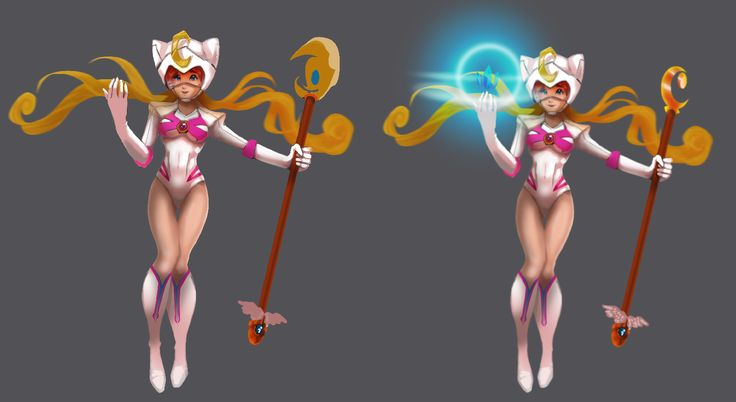 Sailor Moon rediseño