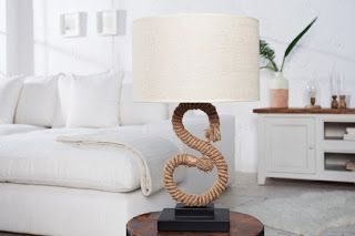 Luxusný nábytok REACTION: Stolová lampa KNOT ES.