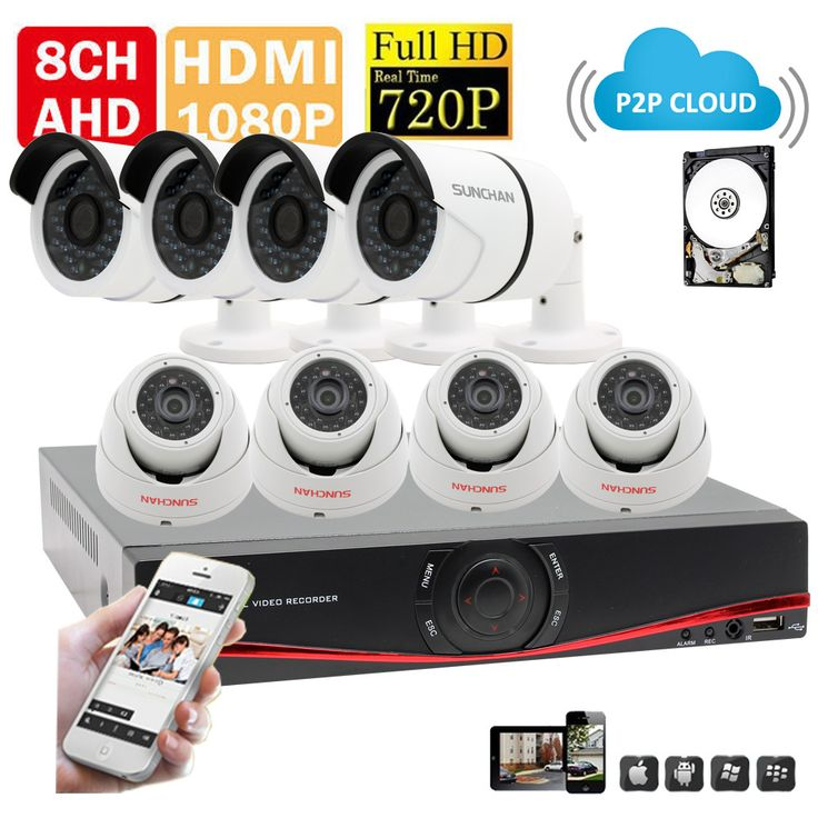 1000 ideas about cheap security cameras on pinterest wireless security camera system. Black Bedroom Furniture Sets. Home Design Ideas
