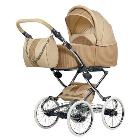 Knorr Baby - Kinderwagen Lumi Lum - Natur - Babyartikel.de