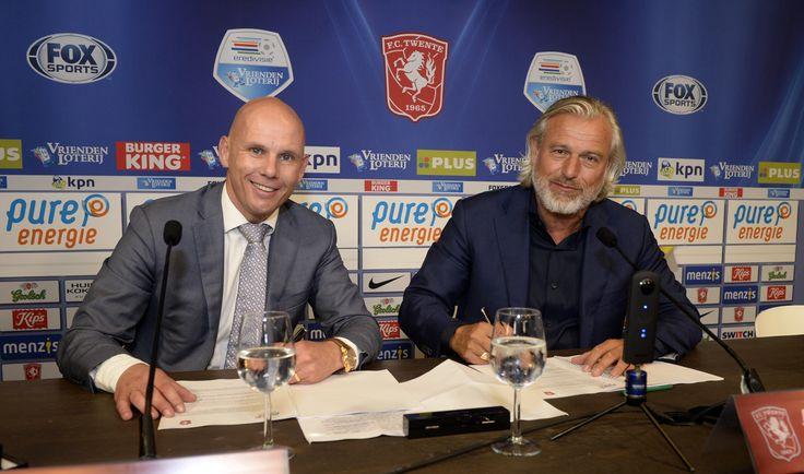 We zijn enorm trots dat we de komende vijf jaar de hoofdsponsor zijn van FC Twente!