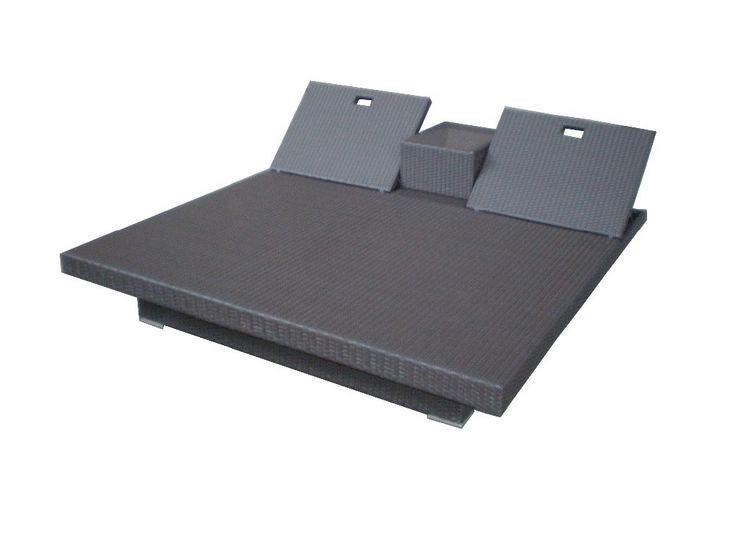 Las 25 mejores ideas sobre camas al aire libre en for Diseno de muebles de jardin al aire libre