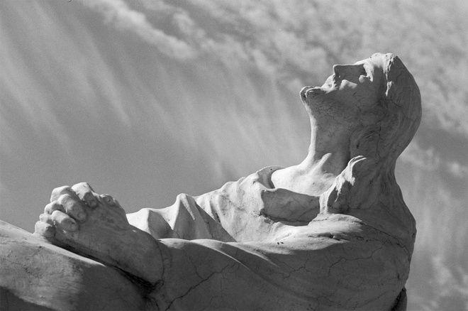 Dennis Hopper, Mexico (Sculpture of Christ), 1961 at www.meadcarney.com  #DennisHopper #MeadCarney #London #art #artgallery #Photography #Mexico