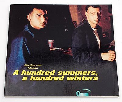 A hundred summers a hundred winters - Bertien van Manen - 2004  Impressive volume, maybe her best, about decay en despair in Russia after communism.
