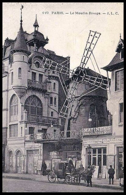 LE MOULIN ROUGE - THE TALES THAT THEY COULD TELL...