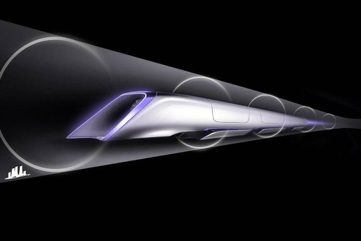 Hyperloop One Accelerates Toward Future With High-Speed Test -- Startups are racing to commercialize Elon Musk's idea of transporting passengers at 760 miles an hour in low-pressure tubes