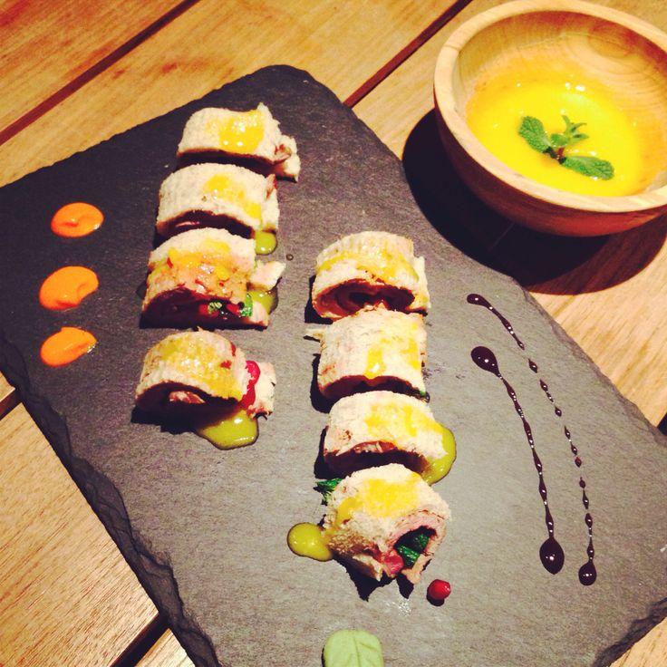 SushiBeef@TheGangRestaurant.Miami