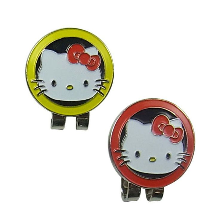 golf  hat clip golf marker,hello kitty pictures