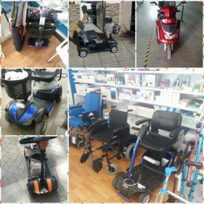 Foto scooter para mayores baratos ((917131188))