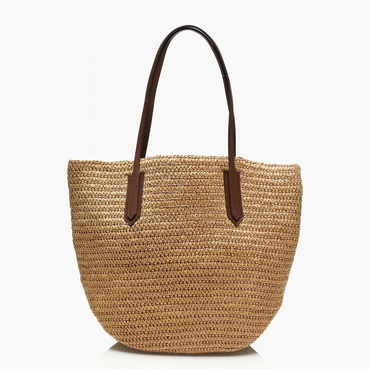 Shop the Straw Market Tote at JCrew.com and see our entire selection of Women's Tote Bags.