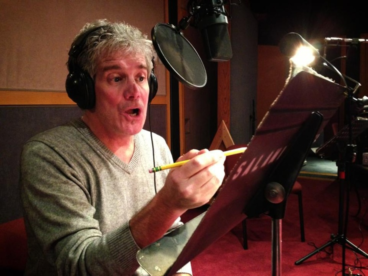 Townsend Coleman - voice of Jason Whittaker on Adventures in Odyssey! I want to meet *any* actor on AIO.