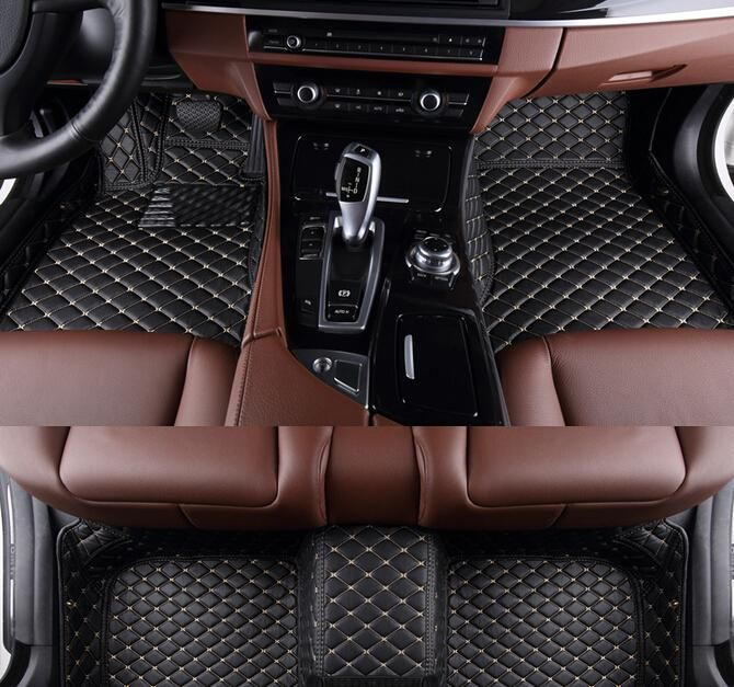Floor Mats Interior Accessories Parts Interior Decoration Floor Mats Car Carpet Modified Protector Styling Automobiles Modification Foot Pad For Kia K3 Be Novel In Design