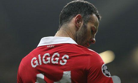Manchester United's marathon man: Ryan Giggs reaches a thousand games | Daniel Taylor