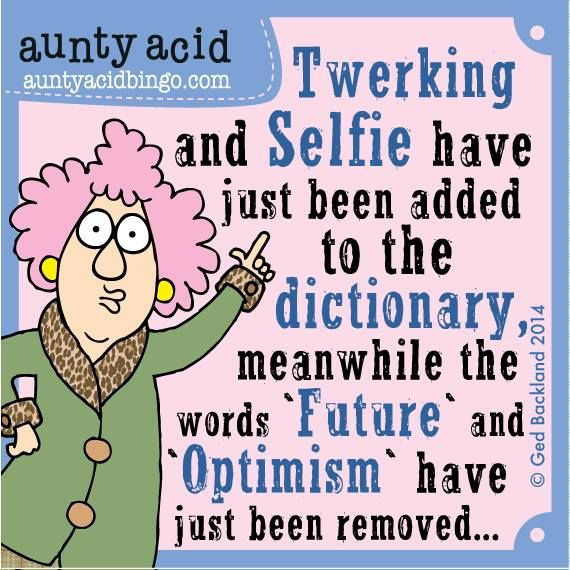the word selfie added to dictionary