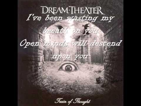 Dream Theater - As I Am (with lyrics)