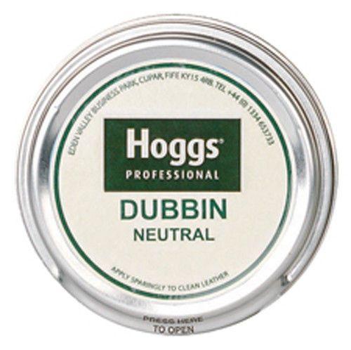 PASTA DO OBUWIA HOGGS PROFESJONAL DUBBIN NEUTRAL   Obuwie \ Akcesoria do obuwia