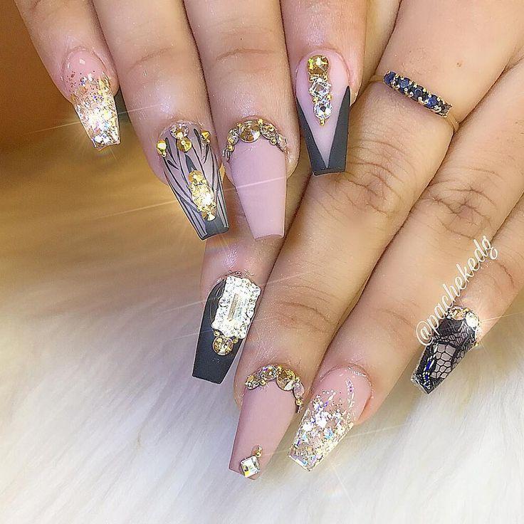 Nails by @pachekedg #kissimmee #kissimmeenails #orlandonails #nailsorlandofl #nailsorlando
